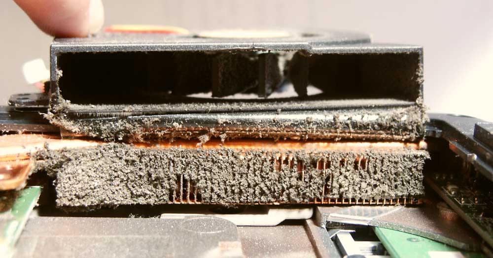 Почистване на лаптоп за избягване на сериозни повреди