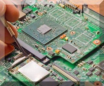 Професионален ремонт на настолни и преносими компютри.