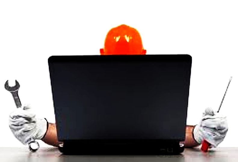 Видове ремонт на лаптоп