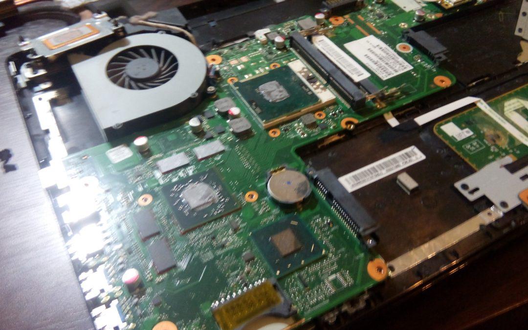 Проблеми свързани със загряване на лаптоп