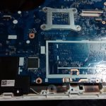ремонт на дънна платка на лаптоп