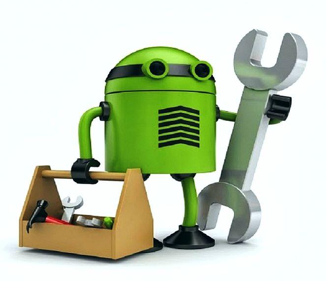 фабрично нулиране на андроид